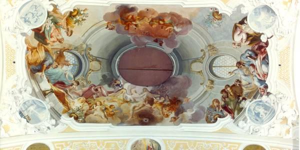 """""""Die Bildersprache in Klosterkirche und Heiliggrabkapelle"""""""